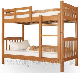Двухьярусная кровать Бай-бай 80х190/200 см