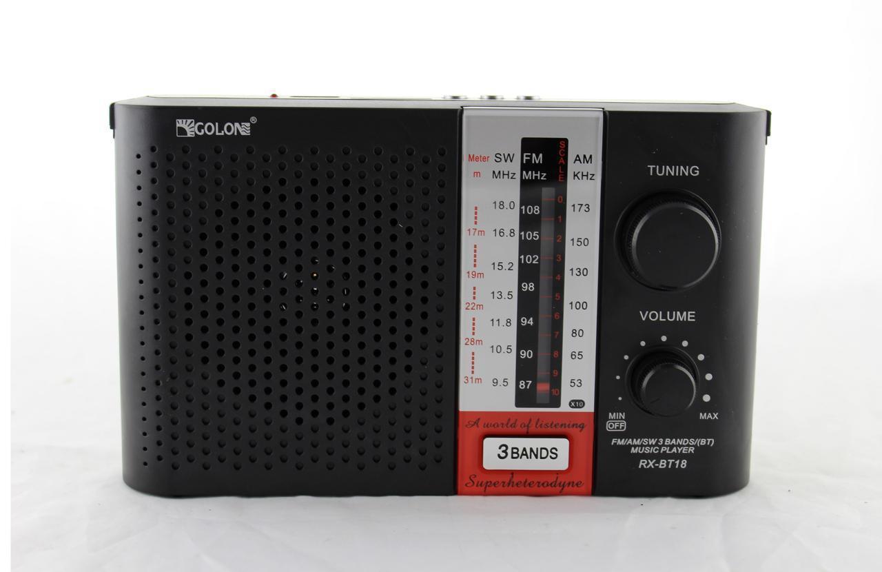 Радиоприемник Golon RX BT-18
