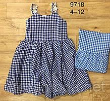 Сукня для дівчаток F&D 4-12 років
