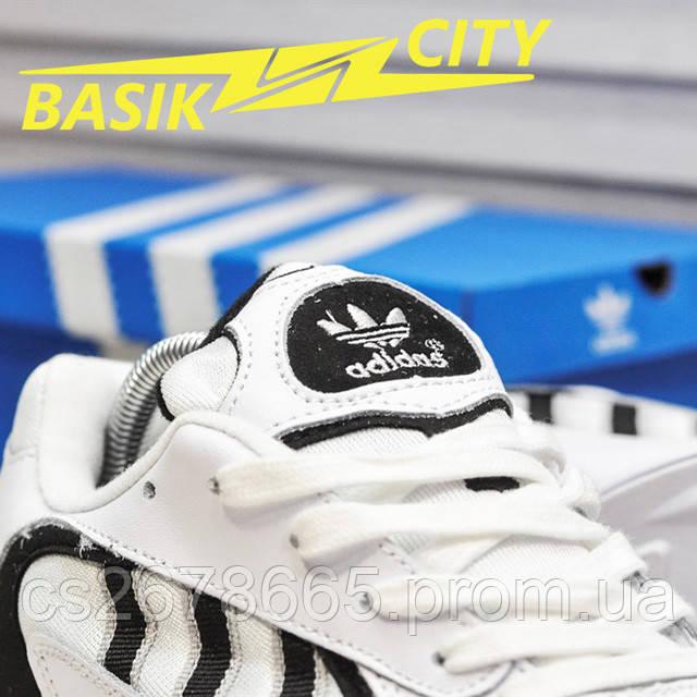 Мужские кроссовки Adidas Yung White фото описания 9