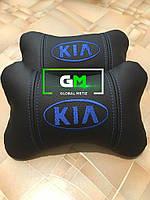 Подушка на подголовник KIA (немецкая эко-кожа)