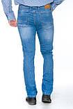 Мужские джинсы Franco Benussi 15-357 TOR 6051 синие, фото 4
