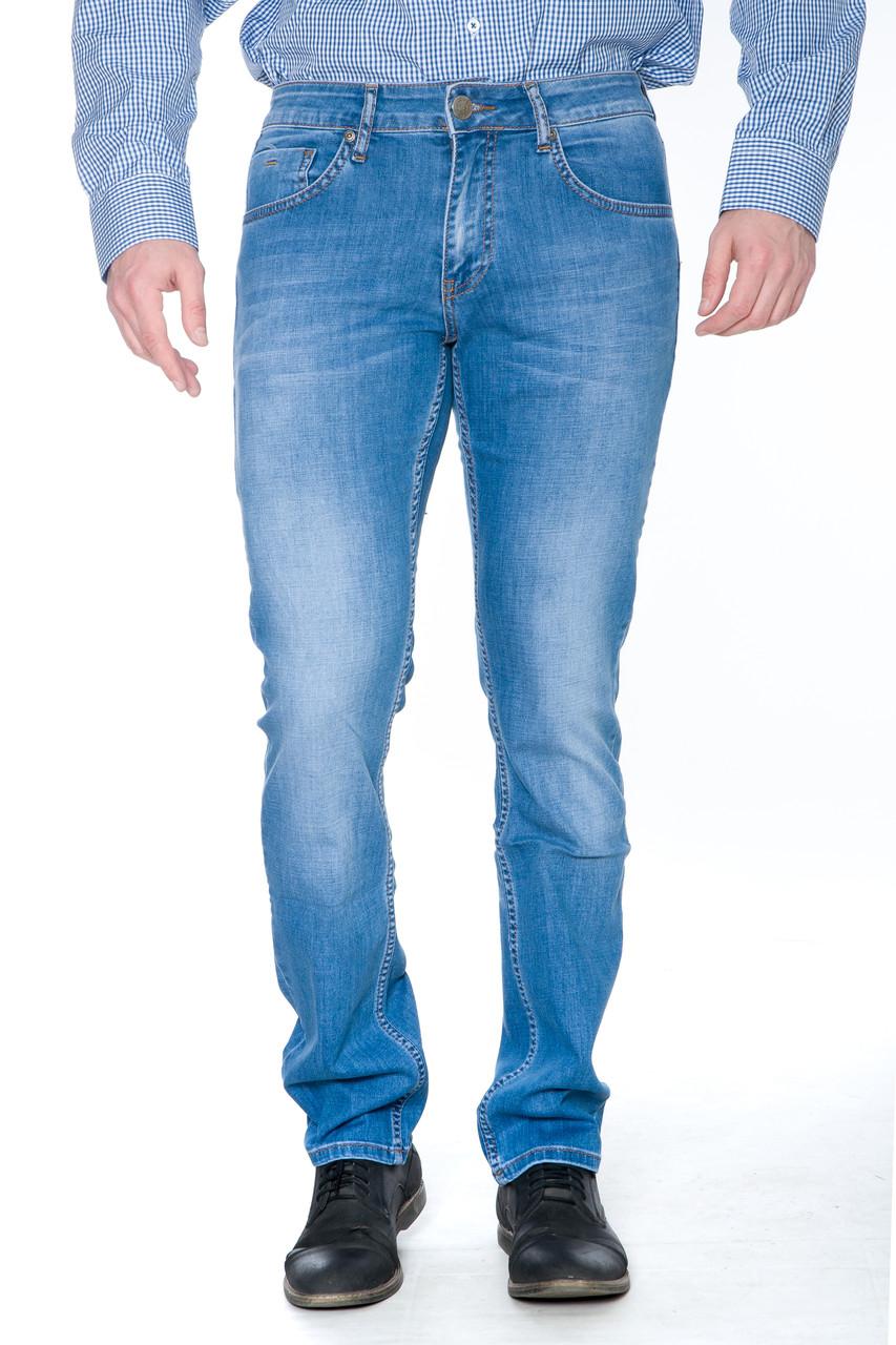 Мужские джинсы Franco Benussi 15-357 TOR 6051 синие