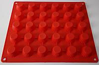 Силиконовая форма для конфет на 30 ячеек