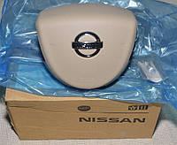 Подушка безопасности водителя Ниссан Мурано Nissan Murano Z50