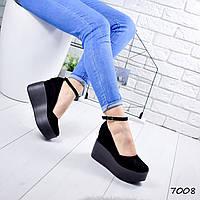 Туфли женские Rixo черные