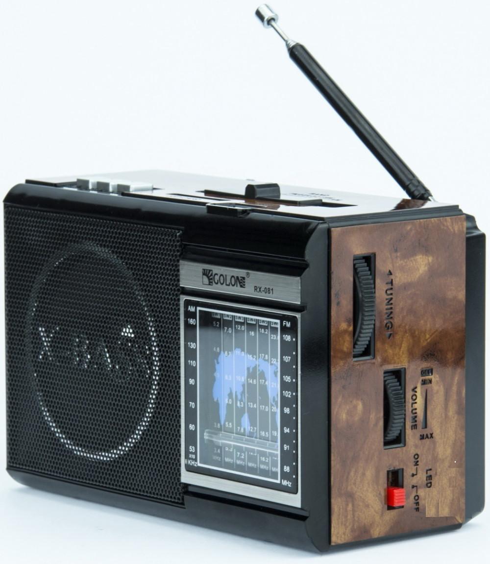 Радиоприемник Golon RX-081D-S