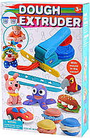 Набор для лепки с прессом PlayGo (8630)