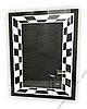Зеркало для ванной комнаты с LED подсветкой. 900х700мм. 10ВТ, влагостойкий трансформатор, каркас пластик СД-13