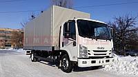 Автомобиль грузовой ISUZU NPR 75L-K борт-тент, фото 1