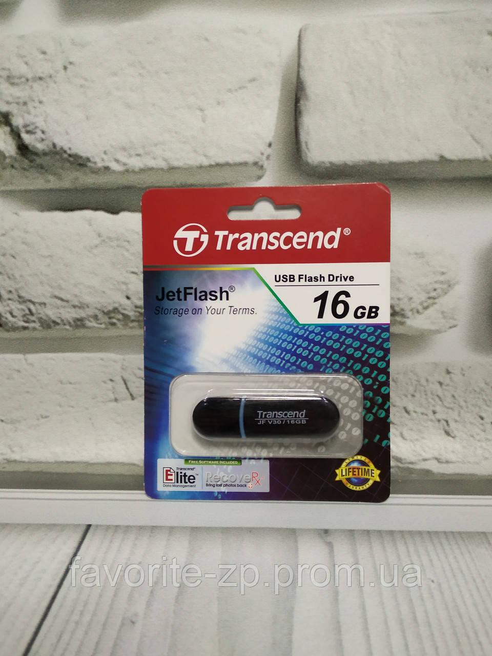 Флеш пам'ять USB Transcend JetFlash 350 16GB