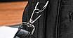 Рюкзак жіночий сумка трансформер Retro Style чорний, фото 5