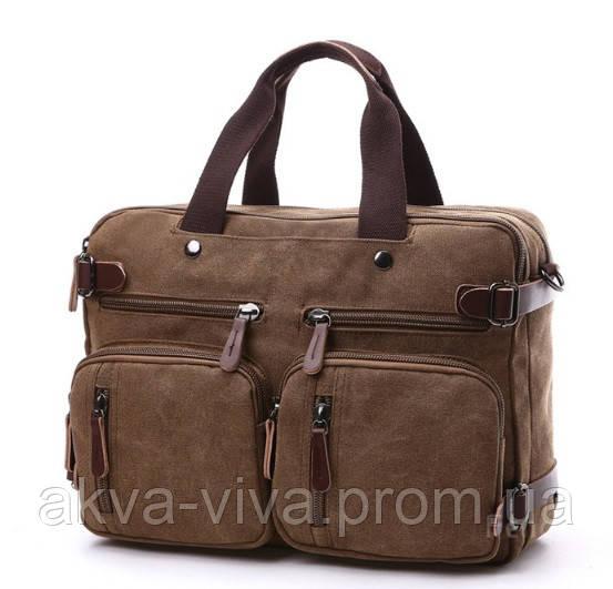 Сумка-рюкзак (трансформер) 38.5*28.5*13 см