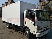 Isuzu NPR 75L-M сэндвич-панельный фургон, фото 1