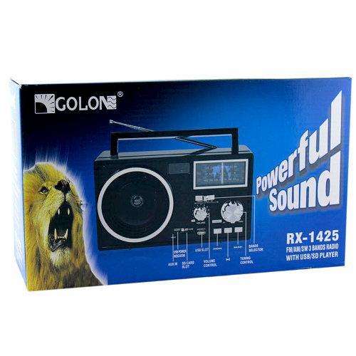 Радиоприемник Golon RX-1425