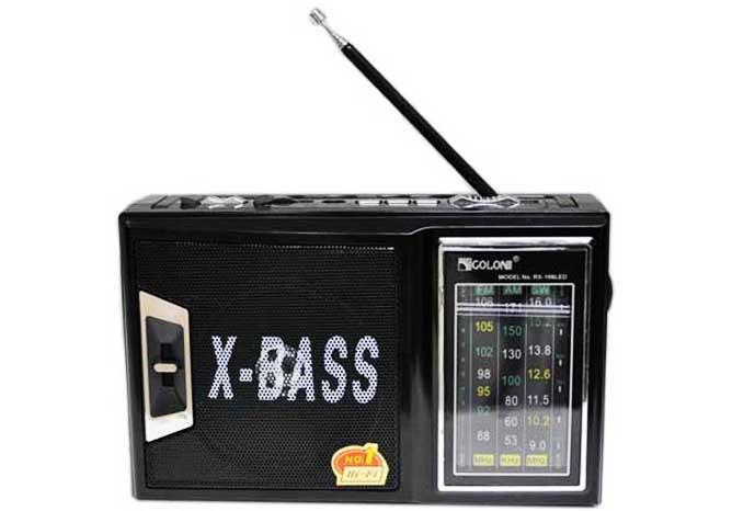 Радиоприемник Golon RX-166