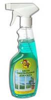 """Средство для мытья стекол с распылителем """"Пчелка"""" (Бджілка) 750 мл"""