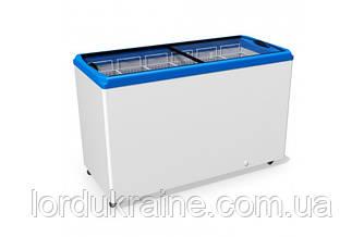 Морозильный ларь с плоским стеклом Juka M500 P