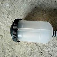 Бачок для масла насоса Tad-Len 130  (Zefirek). Масляный бачок насоса., фото 1
