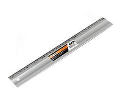 Линейка алюминиевая 1 шкала 35 см  38-024 Polax