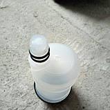 Бачок для масла насоса Tad-Len 130  (Zefirek). Масляный бачок насоса., фото 3