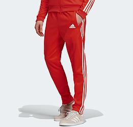 Тренувальні спортивні штани Adidas Adicolor Scarlett Red (Адідас)