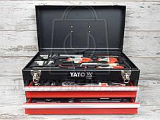 Ящик с инструментом YATO  YT-38951 (80 предметов)