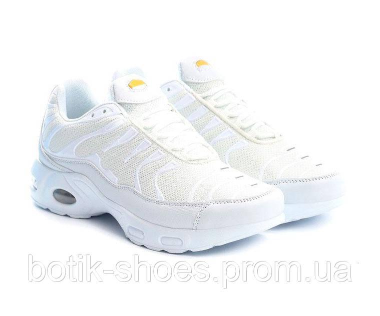 54707e03 Кроссовки Белые Мужские Весенние Копия Nike Air Max Plus Tn Tuned 1 ...