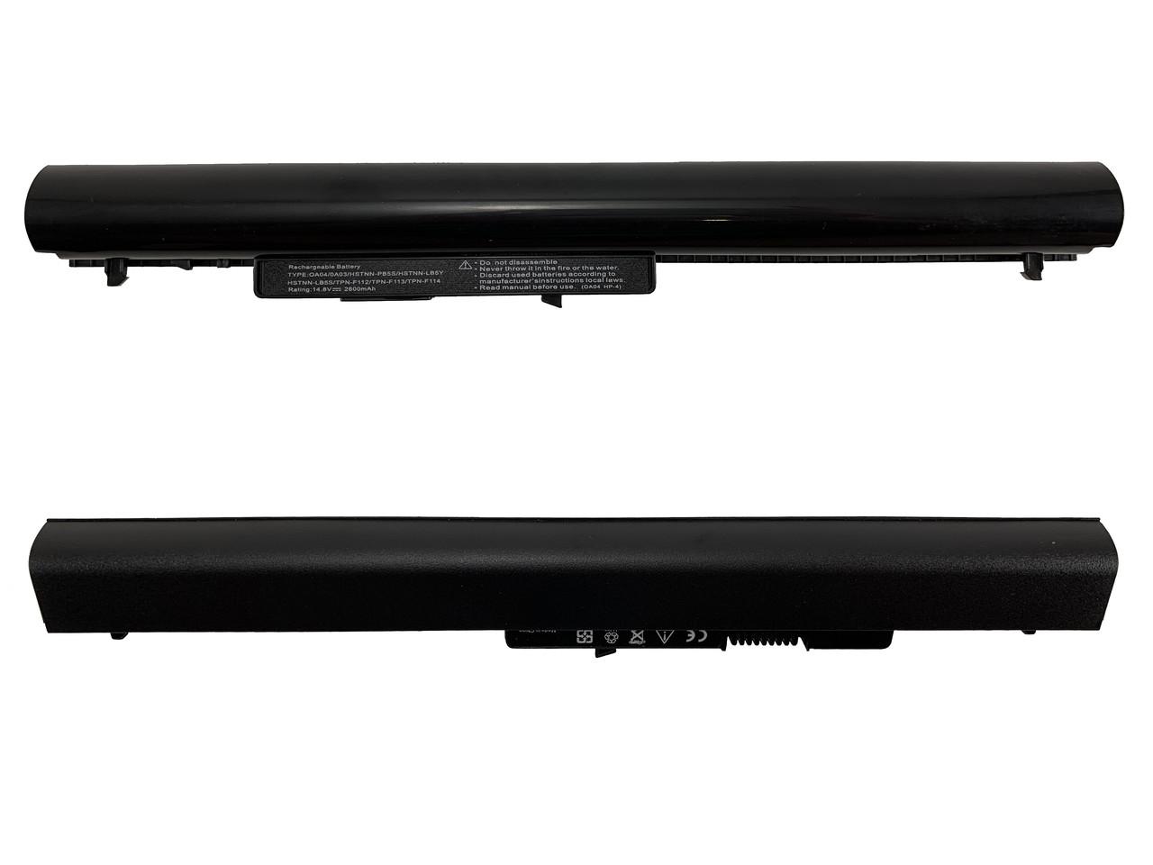 Батарея для ноутбука HP CQ14 (15-G000, 15-D000 series, Compaq 240 G2, 245 G2, 250 G2, 255 G2) 14.8 V 2600mAh
