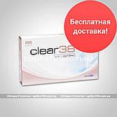 Контактні лінзи Clear 38. 6 шт.