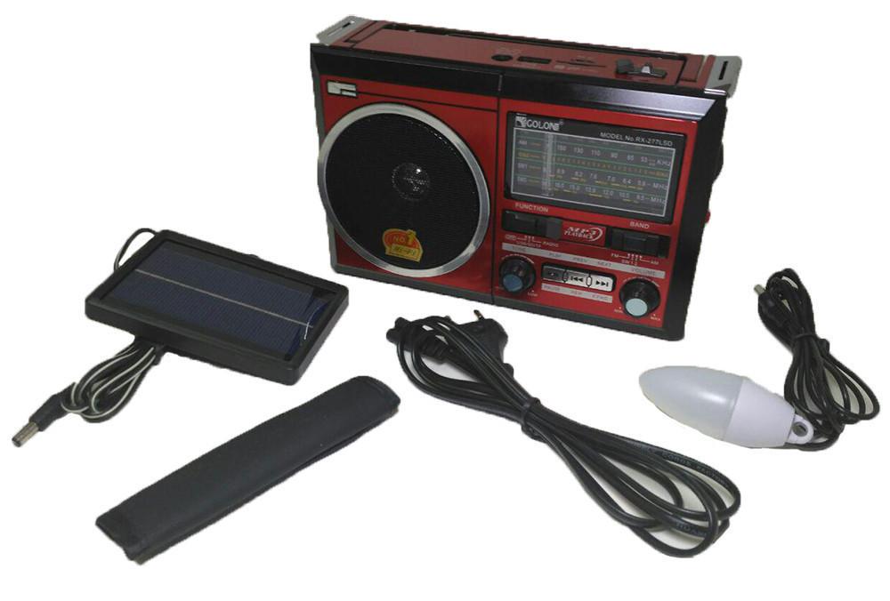 Радиоприемник Golon RX-277LSD