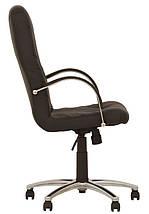 Кресло для руководителей MANAGER steel Tilt AL68 с механизмом качания, фото 2