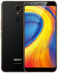 "Gome U7 black 4/64 Gb, 5.99"", Helio P25, 3G, 4G"