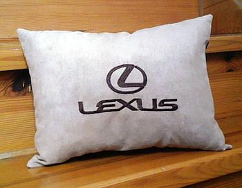 Подушка в авто Lexus