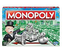 Настольная игра Классическая Монополия (обновленная) Украинский язык. Оригинал Hasbro С1009