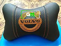 Подушка на подголовник VOLVO (немецкая эко-кожа)