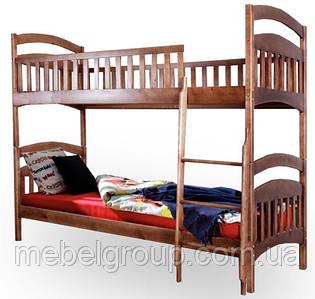Двухьярусная кровать Кира 80х200 см