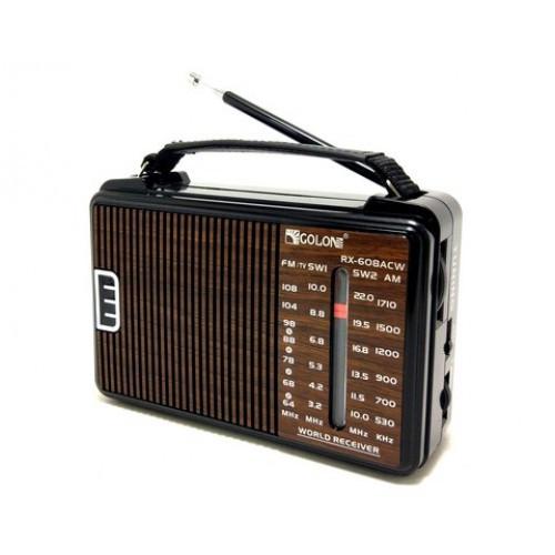 Радиоприемник  Golon RX-608АСW