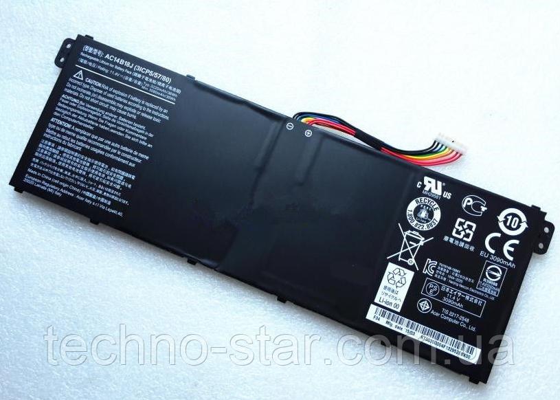 Аккумулятор ( АКБ / батарея ) Acer Aspire E3-111 E3-112 ES1-511 ES1-512 V3-111 V5-122 V5-132 AC14B18J AC14B8K
