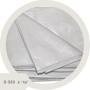 Тент ПВХ 5x6м (440 г/м² белый)