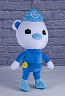 Мягкая игрушка медведь Капитан, Октонавты, фото 1