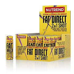 Жиросжигатель Fat Direct Shot ( 20 x 60 мл) Nutrend