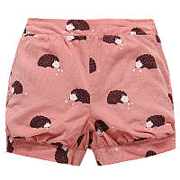 Детские шорты для девочки Ёжики Jumping Beans