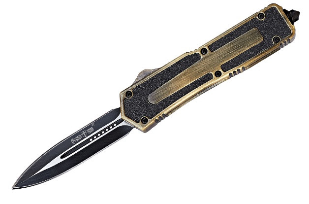 Нож выкидной фронтальный 100113