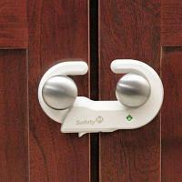 Блокировка дверей шкафа от детей Safety 1st