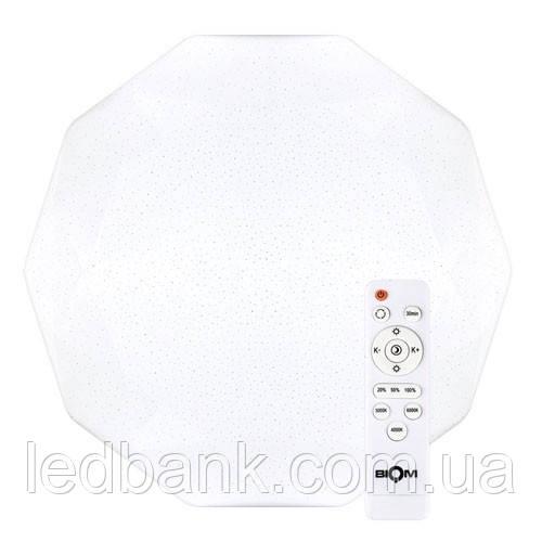 Светодиодный светильник SMART SML-R05-50 3000-6000K 50Вт Biom с пультом