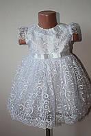 """Очаровательное детское платье """"1855"""""""