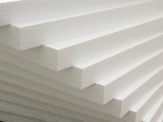 Пенопласт 25 100*1000*1000 мм для наружных стен, фото 2