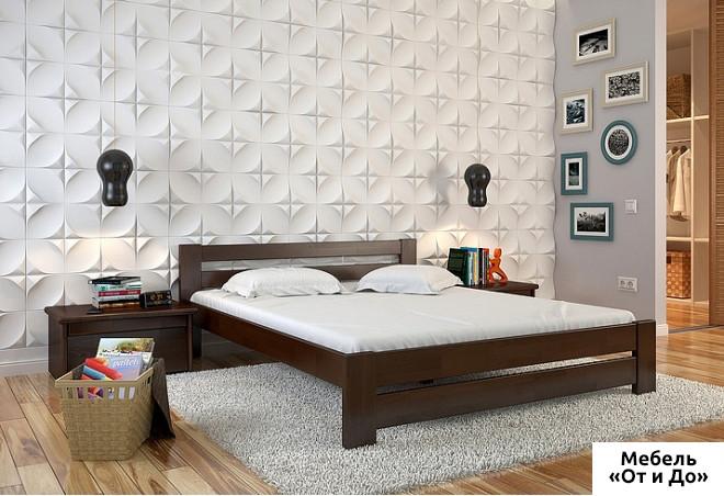 Кровать Симфония 160 (без шухляд)