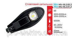 Светильник столбовой RIGHT HAUSEN LED 50W 6500K IP65 HN-192022